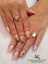Manicure Hybryda Paznokcie Atelier Kosmetyczne Magdalena Radecka 37