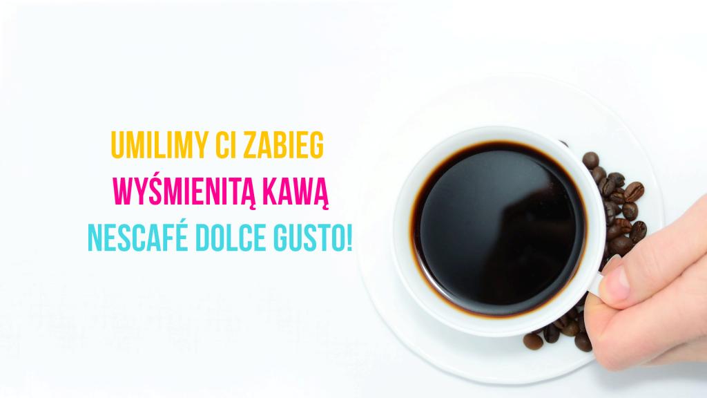 kawa w Atelier Kosmetyczne Magdalena Radecka