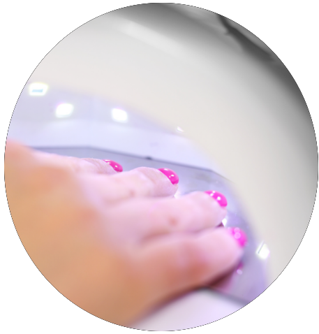 utwardzanie paznokcia