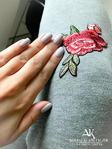 Manicure Hybryda Paznokcie Atelier Kosmetyczne Magdalena Radecka